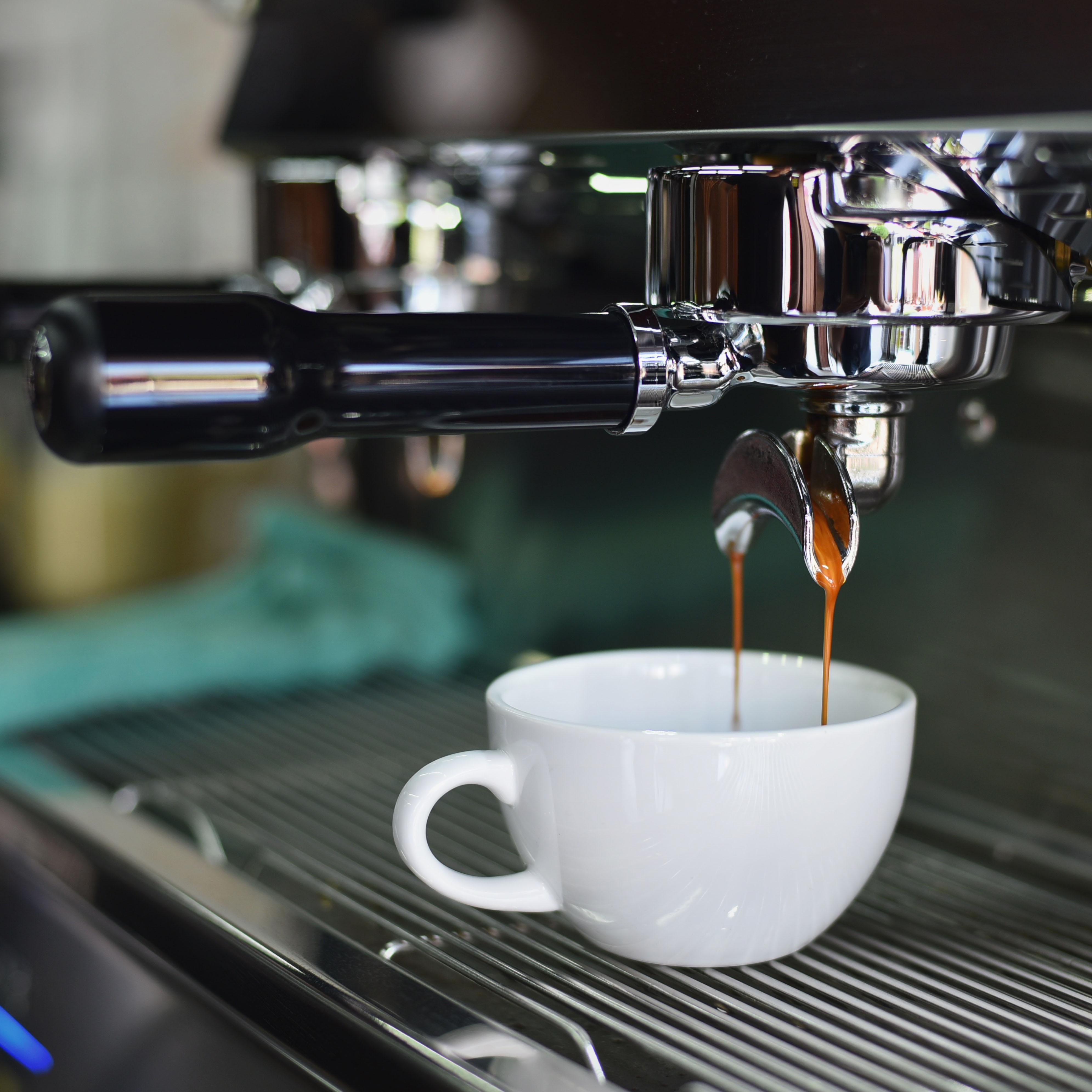 kávové nápoje
