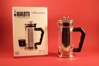 French press Bialetti nápis 1l